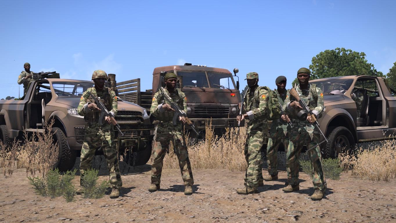 African Conflict von massi v15 Module