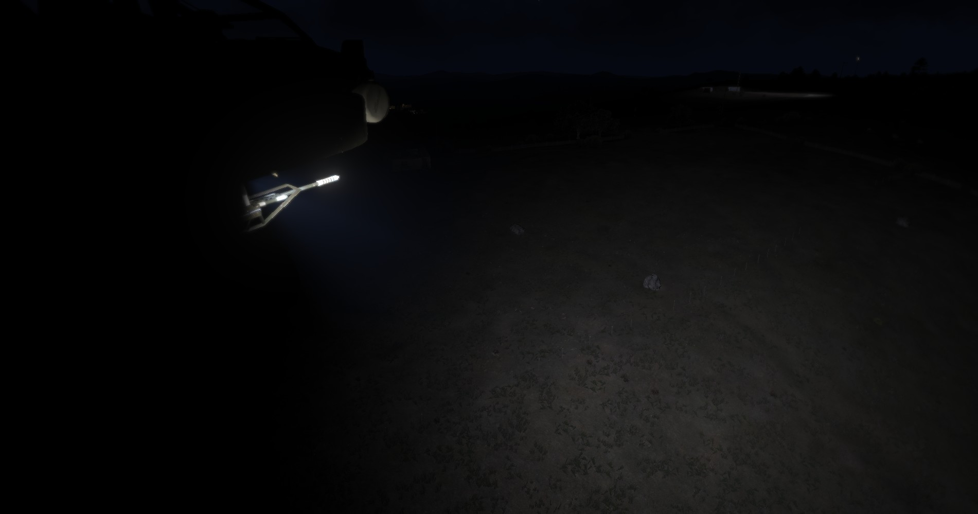 arma 3 how to use laser designator in vehicle