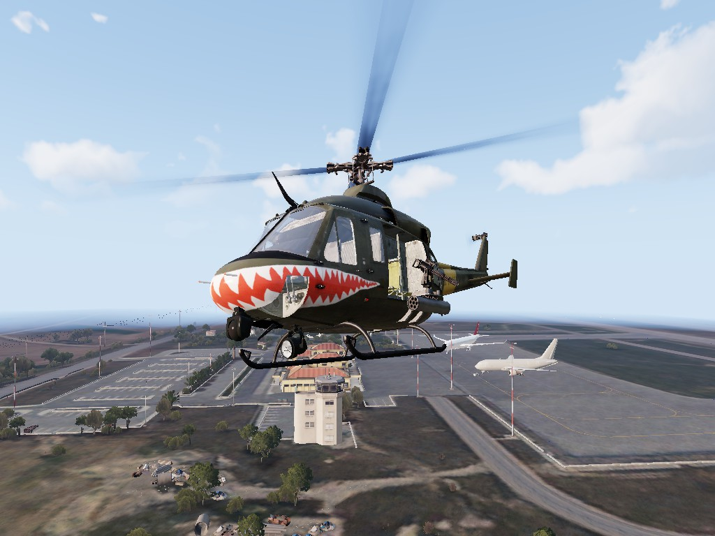 Arma 3 Elicottero : Take on helicopters medium helicopter von joker