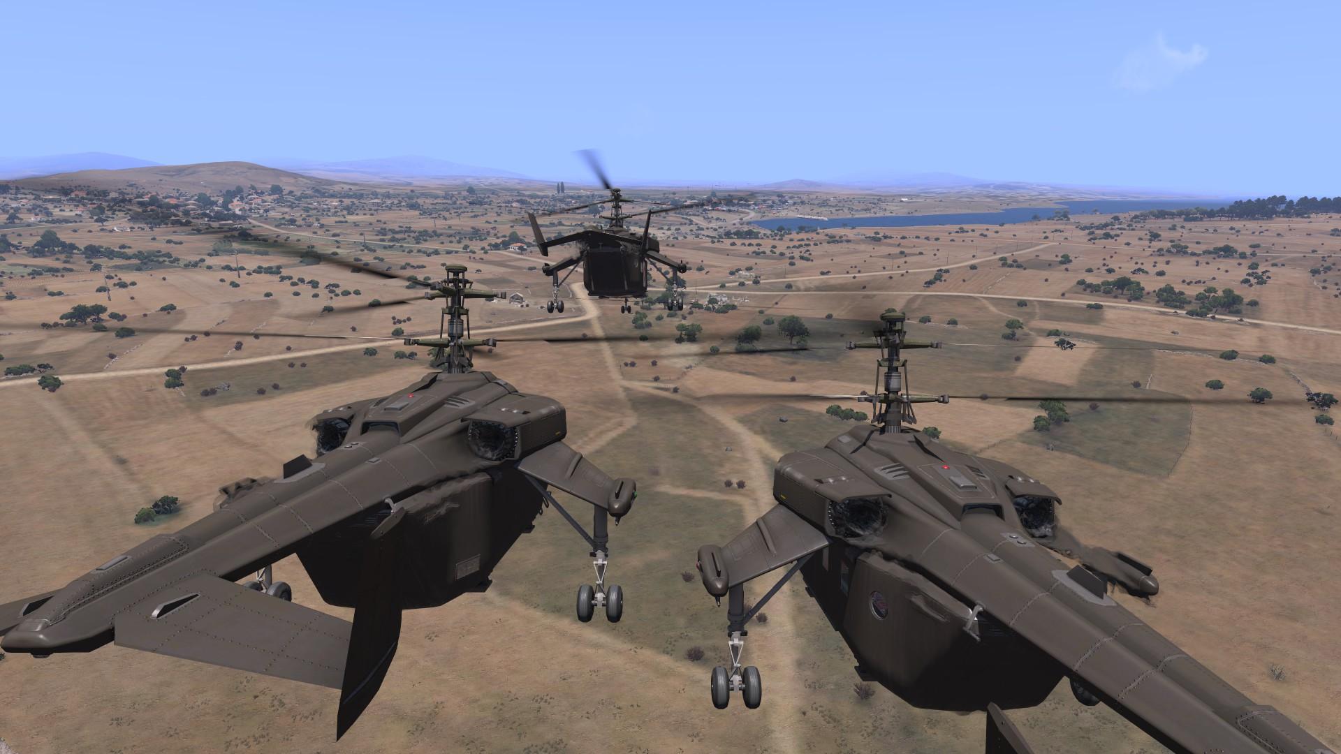 Arma 3 Elicottero : Jns skycranes nato taru helicopters von jonpas v
