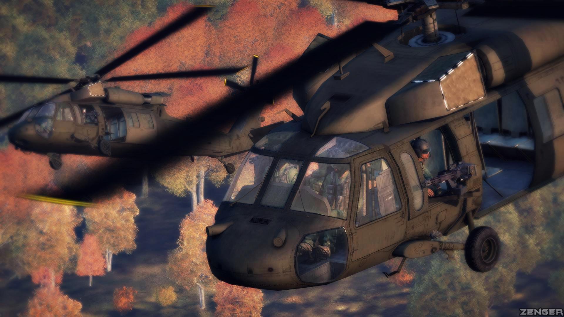 0 delta force black hawk down - operation irene