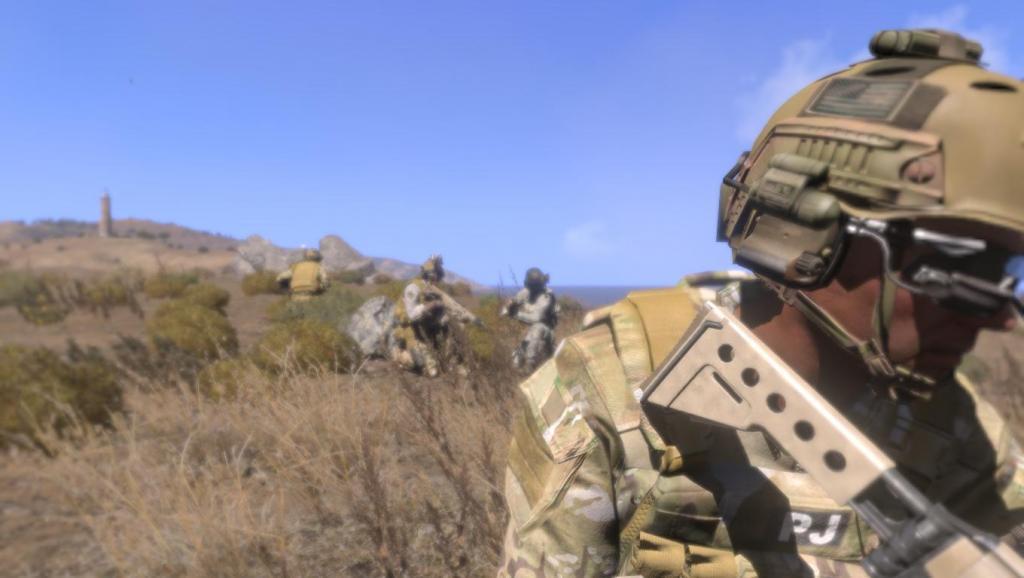 ArmA3 de - Newsübersicht