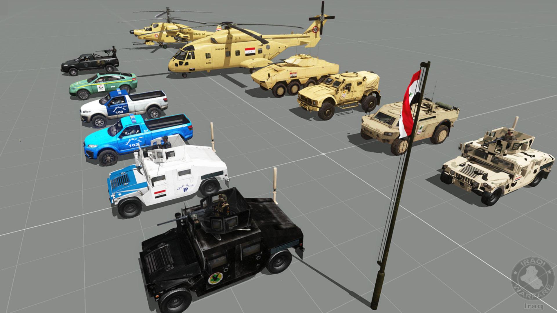 Arma  Ivory Cars