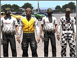 Altis Race Uniforms von Wodzu (v1) [Addon Pack]