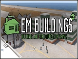 EM Buildings (New Buildings) von emoglobinsky (v0.6) [Objekte]