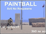 Paintball PvP (5 vs 5) von CookieMonstrosity (v1.0) [MP Mission PvP]