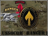 USSOCOM 75th Ranger and Navy SEALs DEVGRU and Delta Force  [Soldaten]