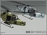 3CB BAF Vehicles von 3 Commando Brigade (v6.0) [Addon Pack]