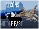 Falcons of the Middle-East Pack von da12thMonkey (v1.3) [Flugzeuge]