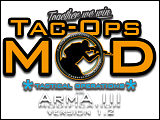 Tac-Ops Vehicle and Uniform modification von Zeotrope (v1.2 Hotfix) [Addon Pack]
