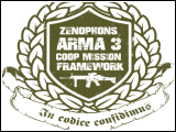 ArmA3 Co-op Mission Making Framework von Zenophon (26.01.17) [Skripte]