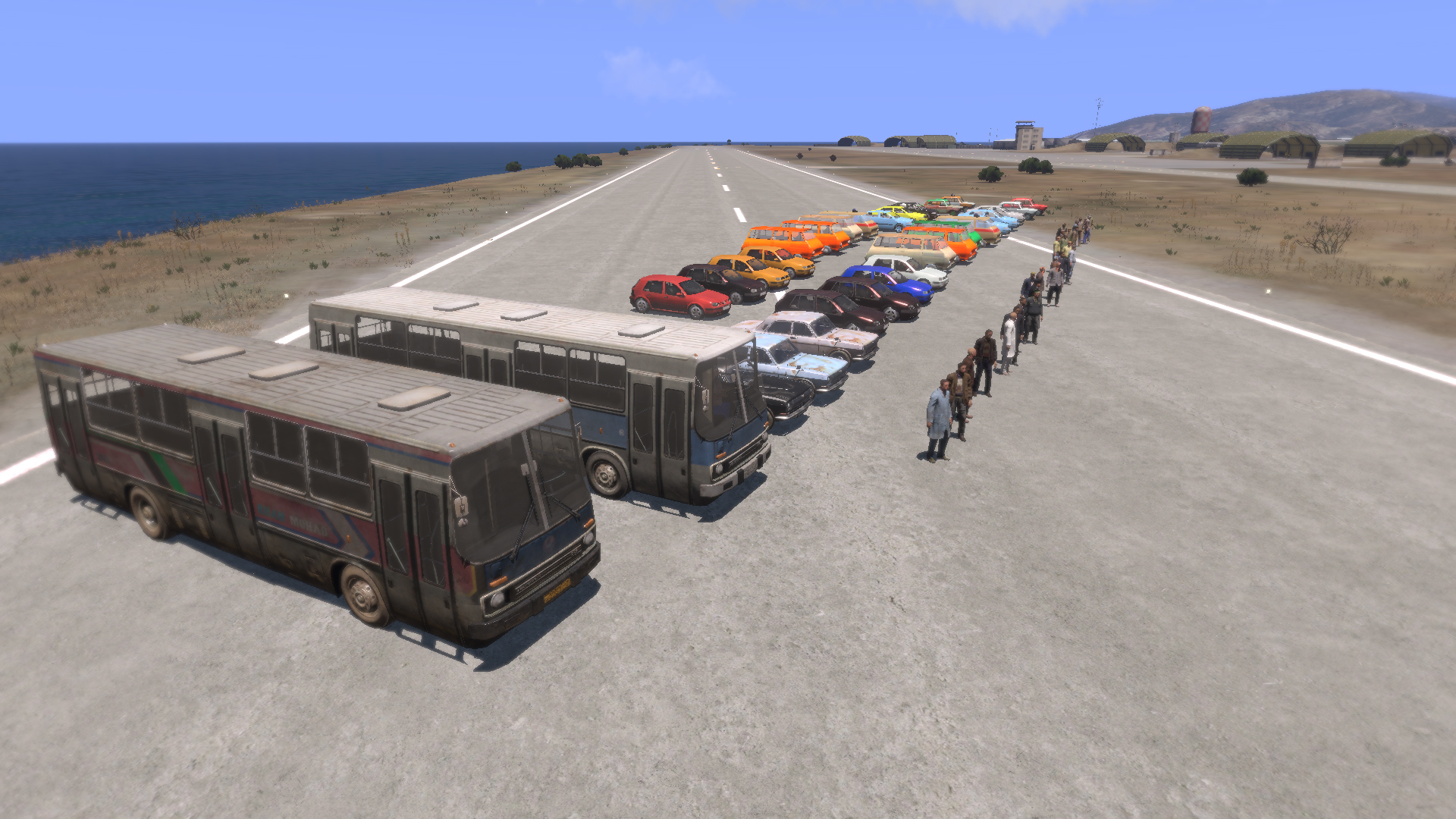 how to change server difficult arma 3