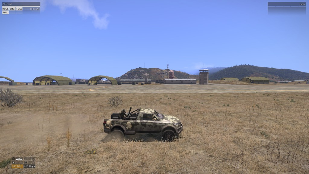 how to run arma 3 multiplayer