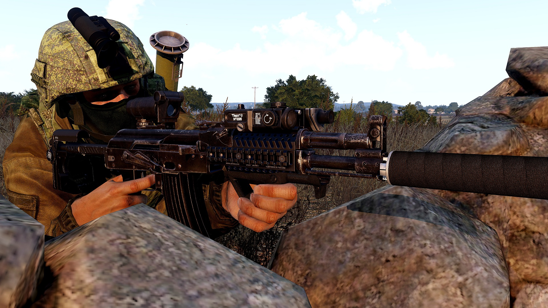 Arma 3 weapons mods steam