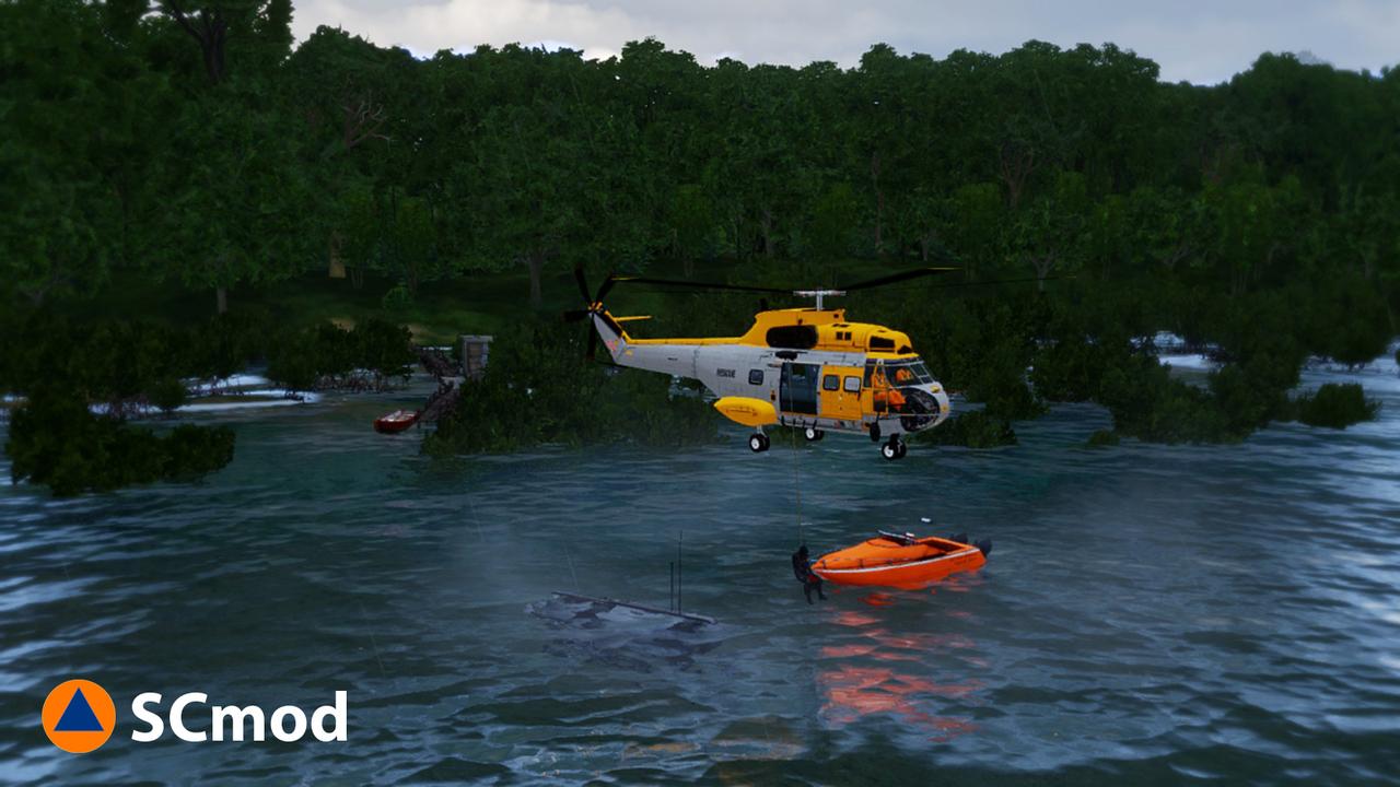 Arma 3 Elicottero : Scmod arma helicopters version von cheyenneah v